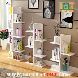 Kệ trang trí kết hợp sách IMT16-01