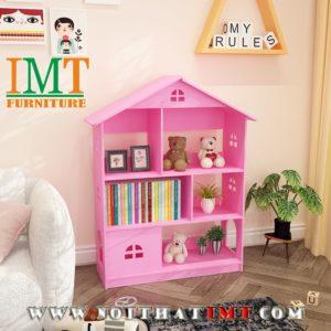 Kệ sách ngôi nhà cho bé yêu IMT45-1