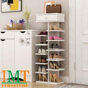 Kệ trang trí kết hợp kệ giày IMT17-1