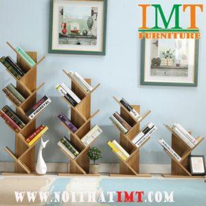 Kệ trang trí kết hợp sách IMT15-01