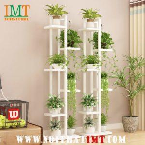 Kệ trang trí kết hợp trồng cây IMT13-01