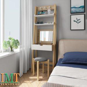 Bàn trang điểm phong cách tối giản Minimalism IMT 1001