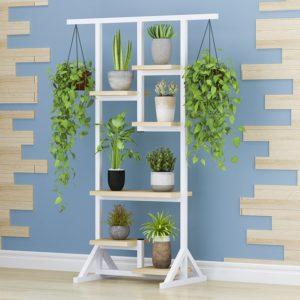 Kệ để chậu cây bonsai mini và trang trí hoa IMT-202