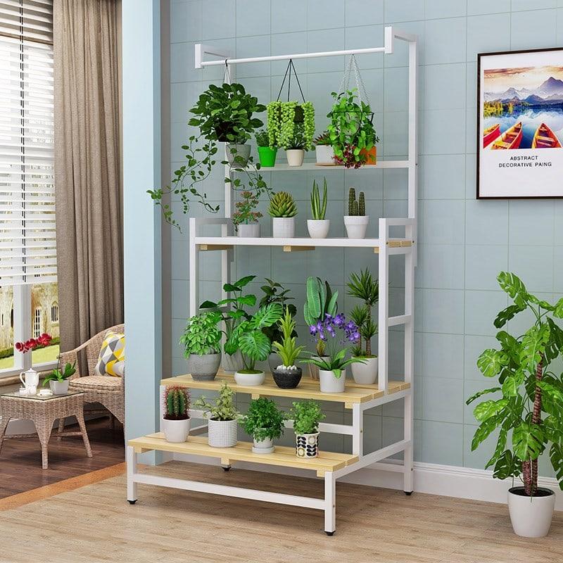 Kệ để chậu cây Bonsai và trang trí hoa IMT-205 | Nội Thất IMT