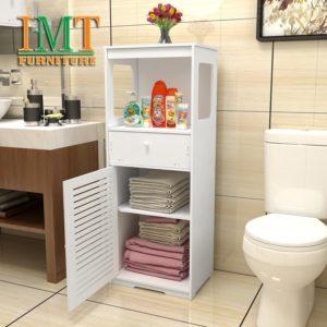 Kệ đựng đồ nhà tắm, nhà vệ sinh đẹp IMT 606