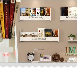 Kệ đựng sách treo tường cho bé yêu IMT1022
