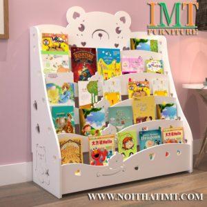 Kệ đựng sách và để đồ chơi cho bé yêu IMT1002