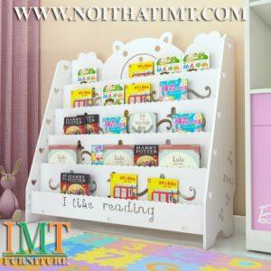 Kệ đựng sách và để đồ chơi cho bé yêu IMT1003
