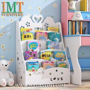 Kệ đựng sách và để đồ chơi cho bé yêu IMT1004
