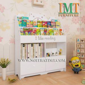 Kệ đựng sách và để đồ chơi cho bé yêu IMT1006