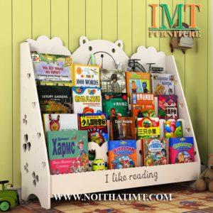 Kệ đựng sách và để đồ chơi cho bé yêu IMT1007