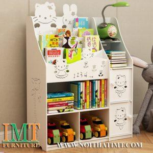 Kệ đựng sách và để đồ chơi cho bé yêu IMT1009