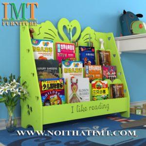Kệ đựng sách và để đồ chơi cho bé yêu IMT1011