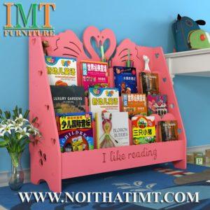 Kệ đựng sách và để đồ chơi cho bé yêu IMT1012
