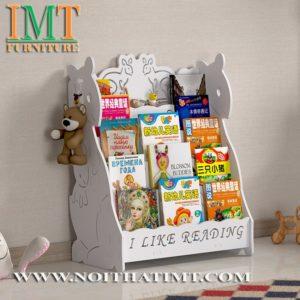 Kệ đựng sách và để đồ chơi cho bé yêu IMT1013