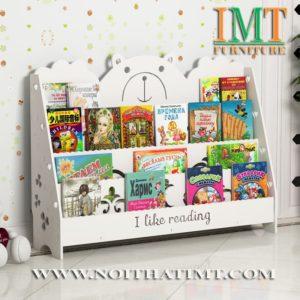Kệ đựng sách và để đồ chơi cho bé yêu IMT1024