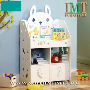 Kệ đựng sách và để đồ chơi cho bé yêu IMT1026