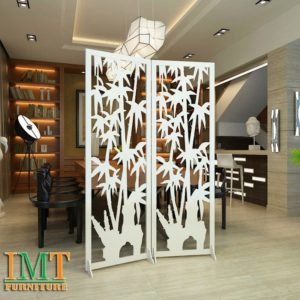 Vách Ngăn Bình Phong Hoa Văn IMT 500-1