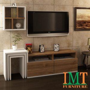 Kệ tivi hiện đại phòng khách 2 ghế IMT-12002