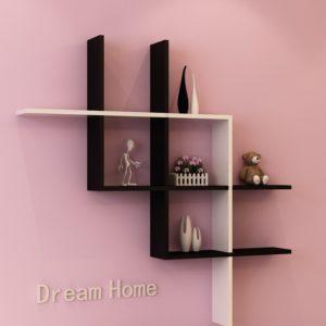 Kệ treo tường trang trí phòng khách IMT-12010