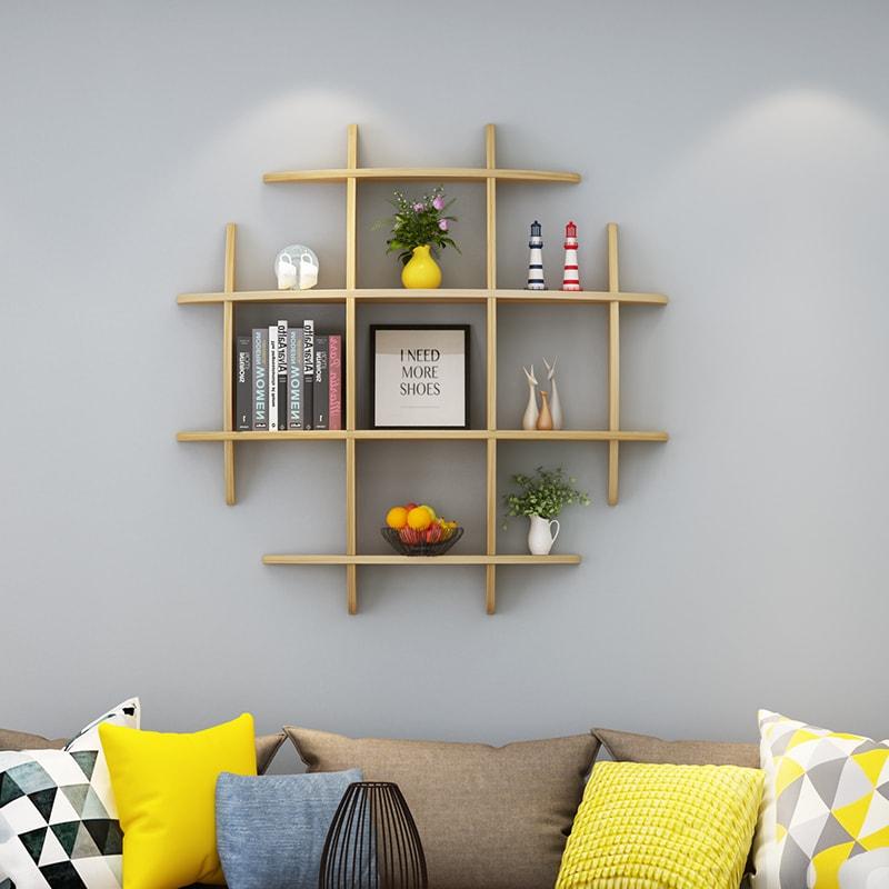 kệ treo tường trang trí IMT-12014-1