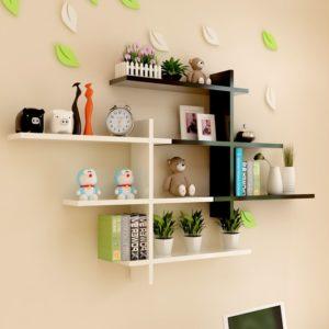 Kệ treo tường trang trí phòng khách phòng ngủ IMT-12008