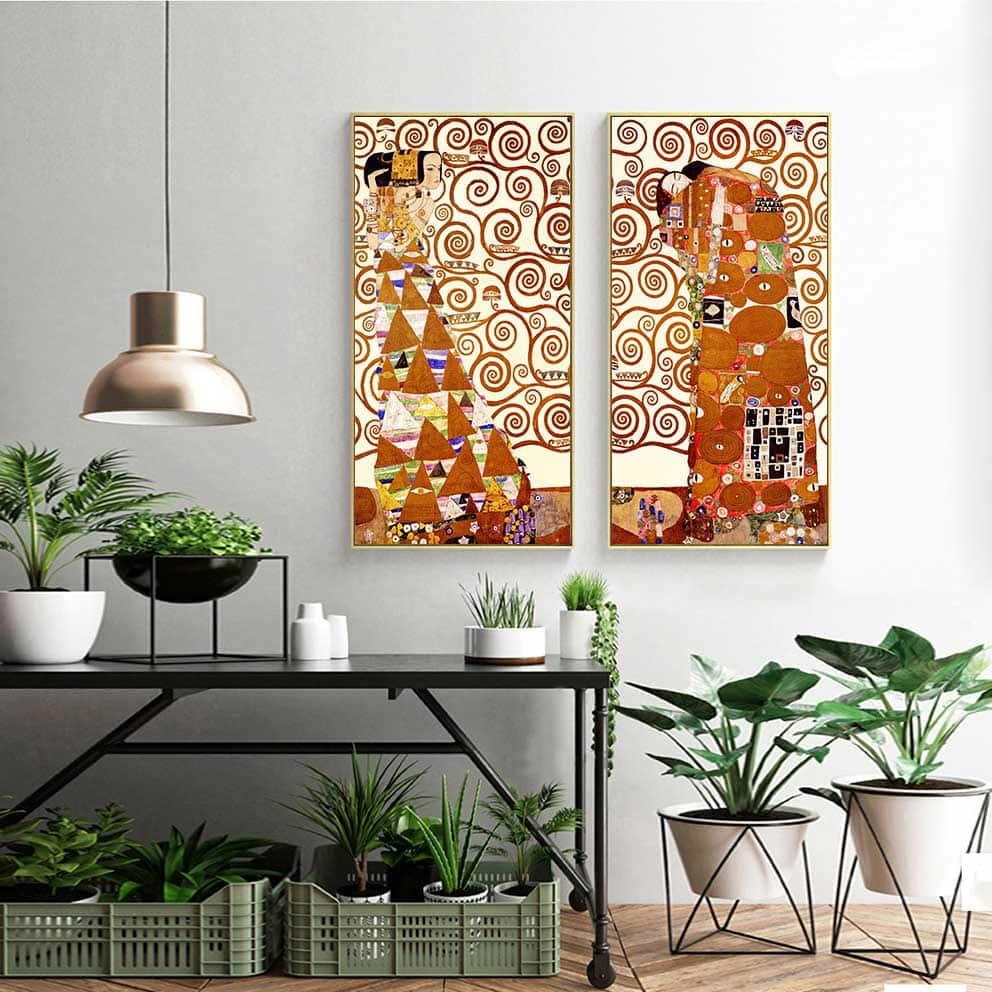 phân phối sản phẩm tranh trừu tượng treo tường tại Hóc Môn