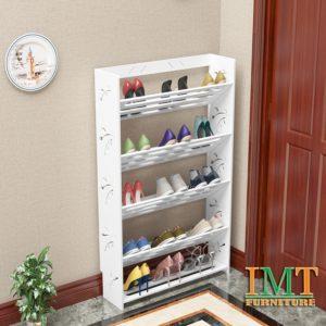 Tủ kệ giày dép đa năng mini IMT12216