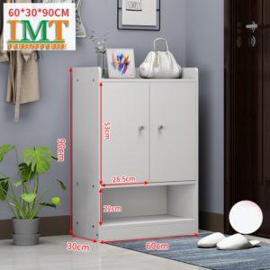 Tủ kệ giày mini đa năng nhiều màu IMT12213
