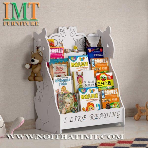 kệ sách trẻ em hình chuột túi tại tphcm