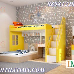Giường em bé IMT-02