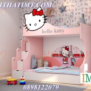 Giường em bé IMT-03