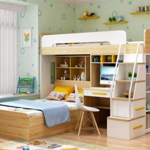 Giường tầng cho bé IMT-01