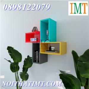 Kệ sách treo tường IMT-01
