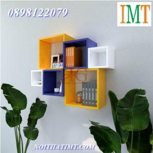 Kệ sách treo tường IMT-04